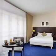 巴黎巴士底阿德吉奧阿克瑟斯公寓飯店