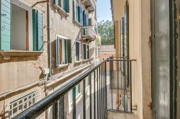 Romantic Venice - Balcony  - #0