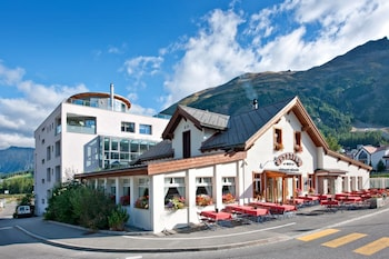 Photo for Hotel Station in Pontresina