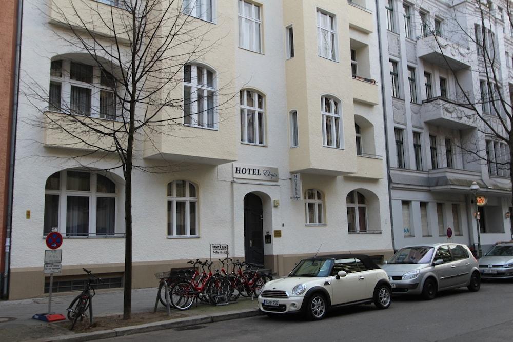 Hotel Pension Elegia am Kurfürstendamm