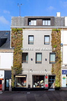 tarifs reservation hotels Citotel De France Et D'europe