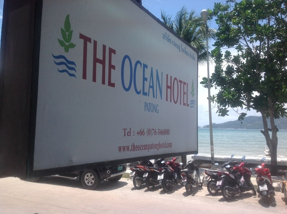 The Ocean Patong Hotel