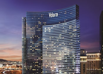 Deluxe Suite At Vdara
