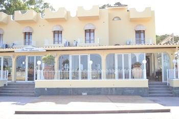 淡藍港餐廳飯店