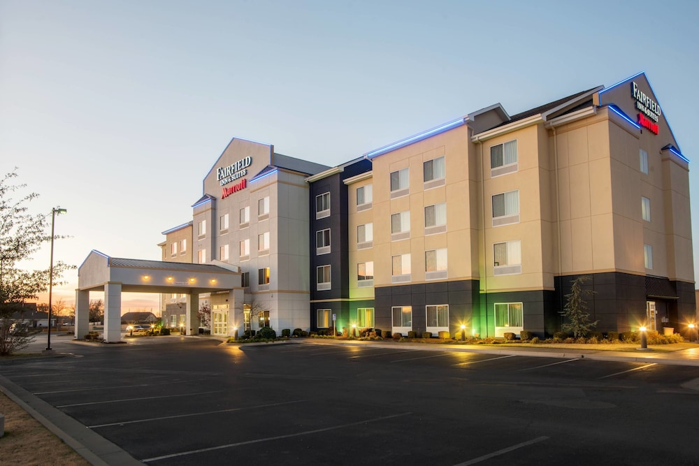 Fairfield Inn & Suites by Marriott Muskogee