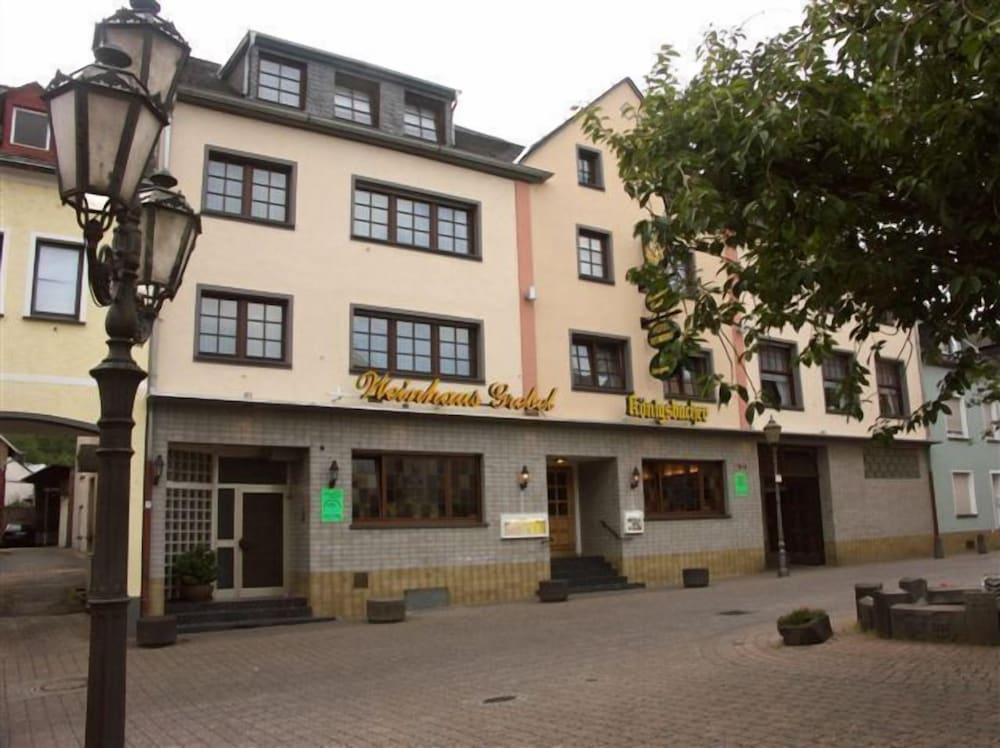 Hotel Weinhaus Grebel