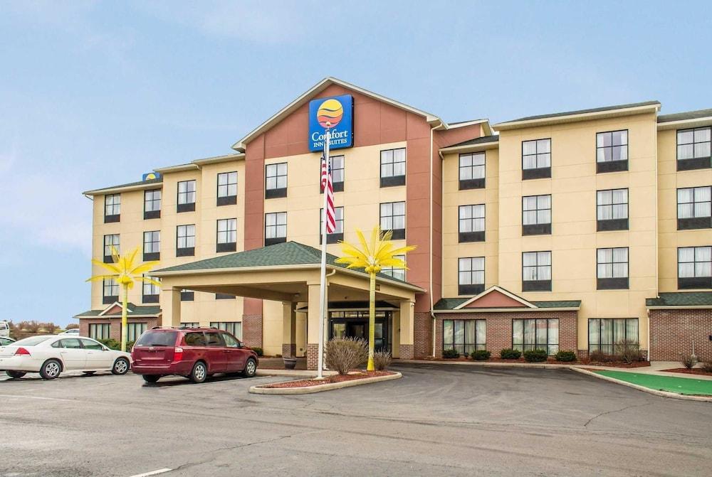 Comfort Inn & Suites Kent - University Area