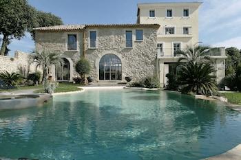 tarifs reservation hotels Le Domaine de Verchant Relais & Châteaux