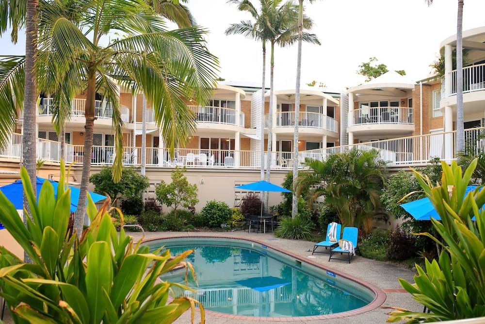 Macquarie Lodge Apartments