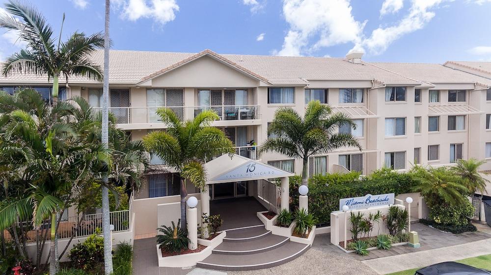 Miami Beachside Holiday Apartments