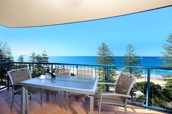 Peninsular Beachfront Resort - Balcony View  - #0