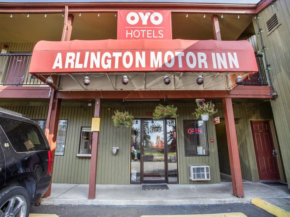 Hotel Arlington WA I-5