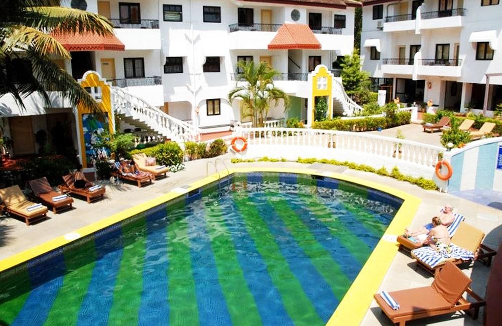 The Goan Village Beach resort , Goa