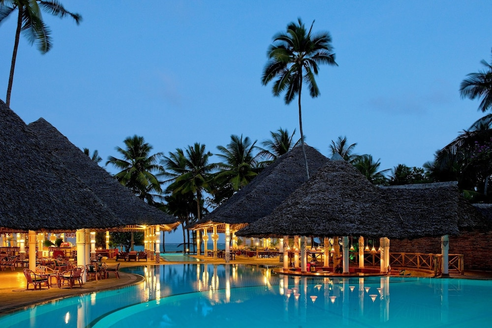 Neptune Village Beach Resort Spa All Inclusive In Ukunda Mombasa South Kenya Coast Hotel Booking