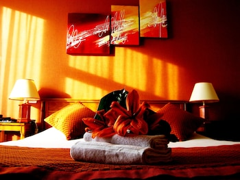tarifs reservation hotels Le Grand Monarque