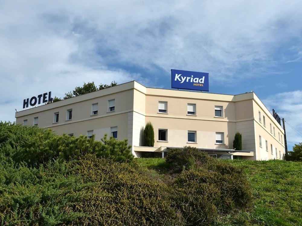 Hôtel Kyriad Brive La Gaillarde Ouest