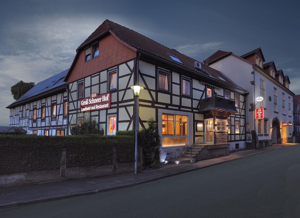 Landhotel Groß Schneer Hof