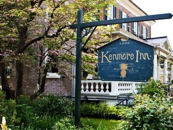 Kenmore Inn in Fredericksburg, Virginia