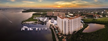 The Westin Cape Coral Resort at Marina Village - Aerial View  - #0