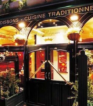tarifs reservation hotels LOGIS La Régence