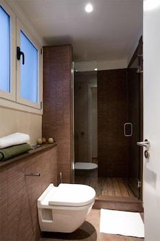 Lodging Apartments Miró Rambla Catalunya - Bathroom  - #0