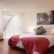 米羅蘭布拉加泰羅尼亞公寓住宿飯店