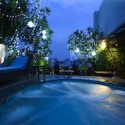 阿拉貢中央溫泉飯店