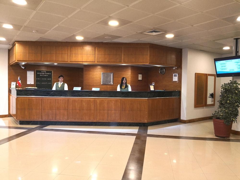 Hotel Diego De Almagro Rancagua Cachapoal 2 6 8 Price