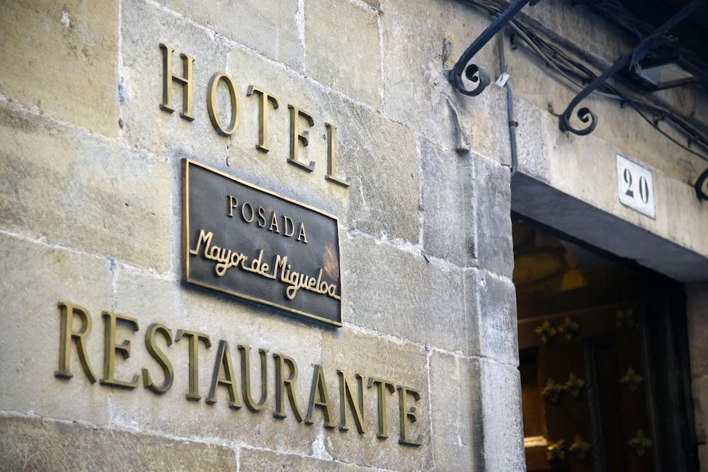 Hotel Posada Mayor de Migueloa
