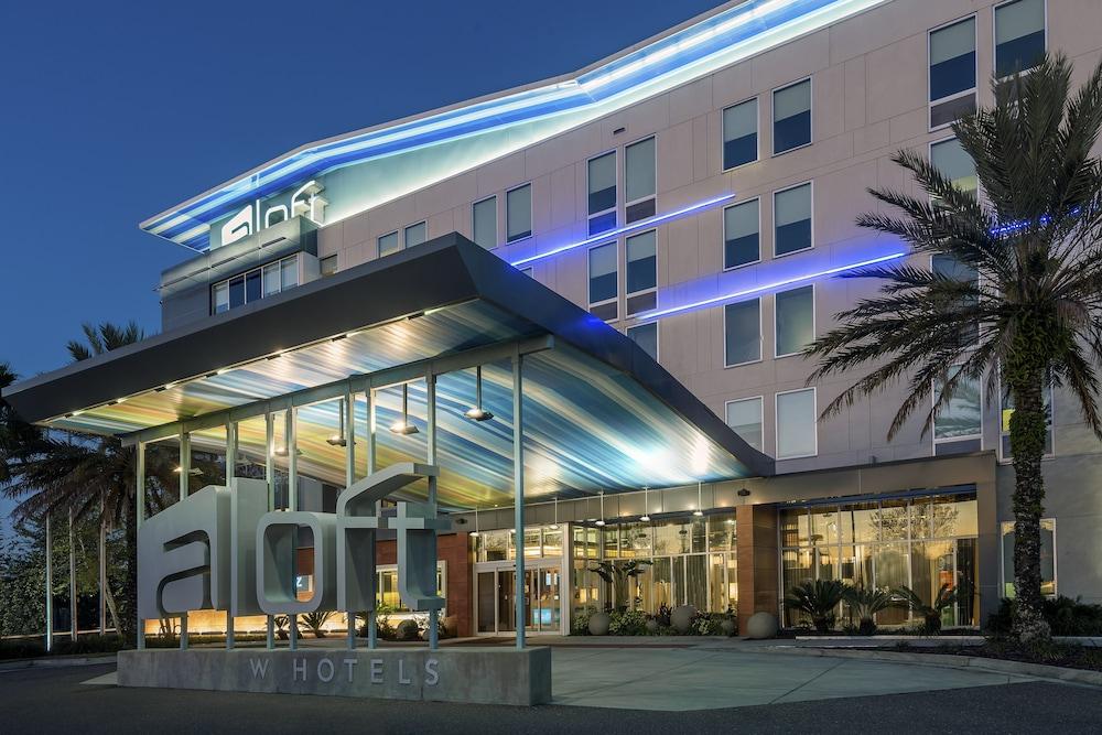 Aloft Jacksonville Airport
