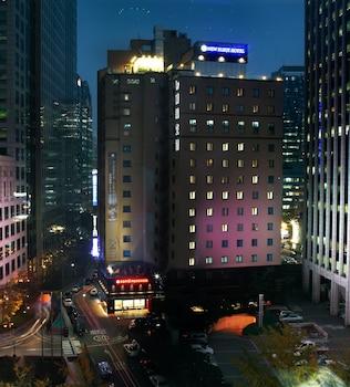 新國際飯店