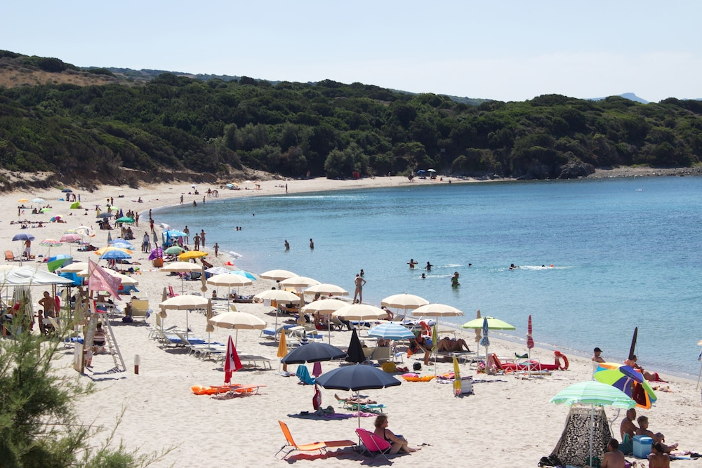 Isola Rossa Borgo Spiaggia