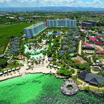 Jpark Island Resort & Waterpark Cebu Aerial View