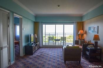 Jpark Island Resort & Waterpark Cebu Living Area