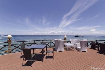 Jpark Island Resort & Waterpark Cebu Terrace/Patio