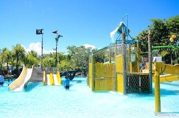 Jpark Island Resort & Waterpark Cebu Waterslide