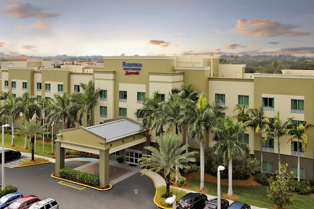 Fairfield Inn & Suites Fort Lauderdale Airport-Cruise Port