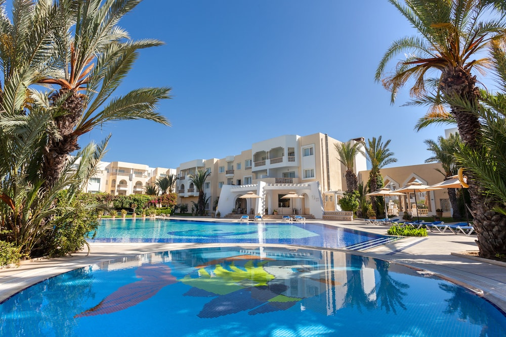 Le Corail Appart'Hotel - Yasmine hammamet