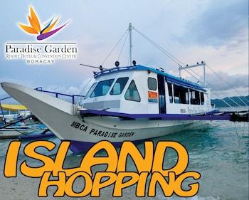 Paradise Garden Resort Hotel & Convention Center Boracay Boating