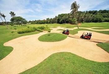 Paradise Garden Resort Hotel & Convention Center Boracay Golf