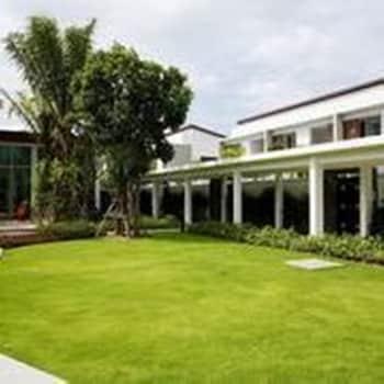 Two Villas Holiday Oxygen Style Bangtao Beach - Courtyard  - #0
