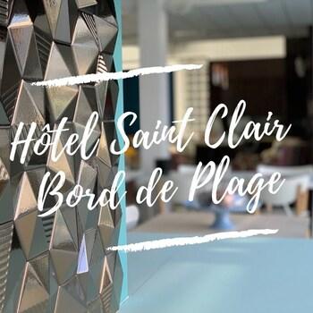tarifs reservation hotels Hotel Saint Clair