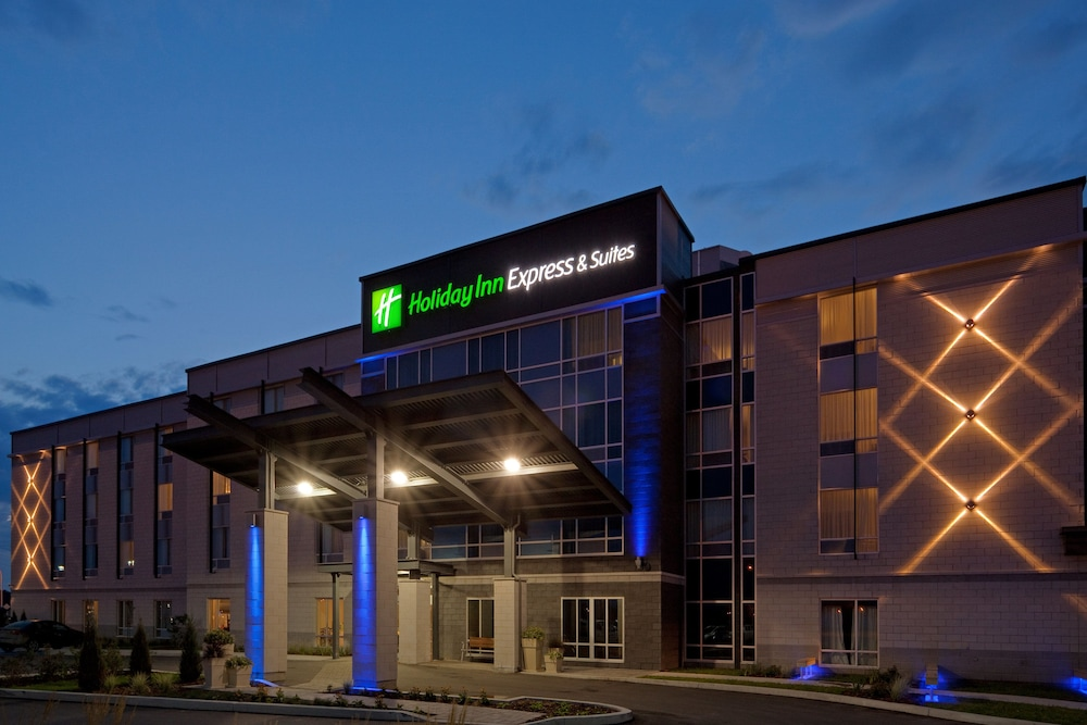 Holiday Inn Express Hotel Saint - Hyacinthe