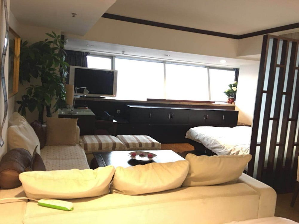 Beijing New World CBD Apartment