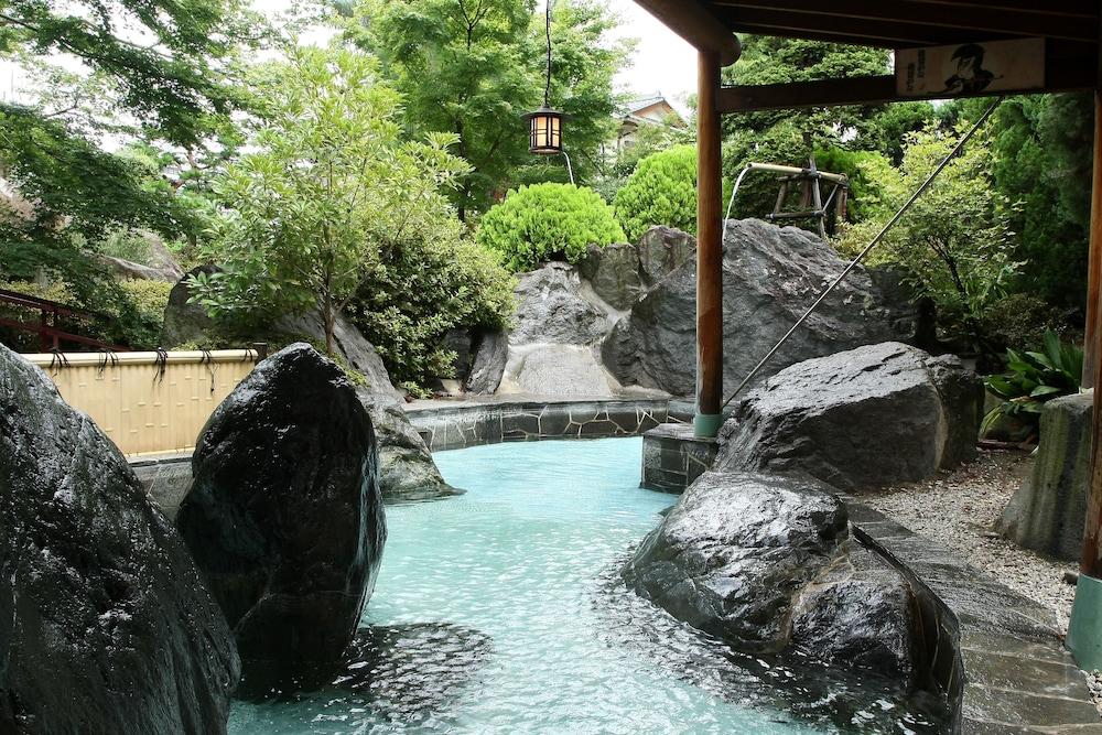 Isawa Onsen Hotel Heian