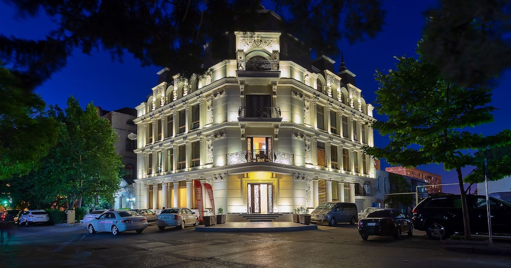 İstanbul Gold Baku Hotel