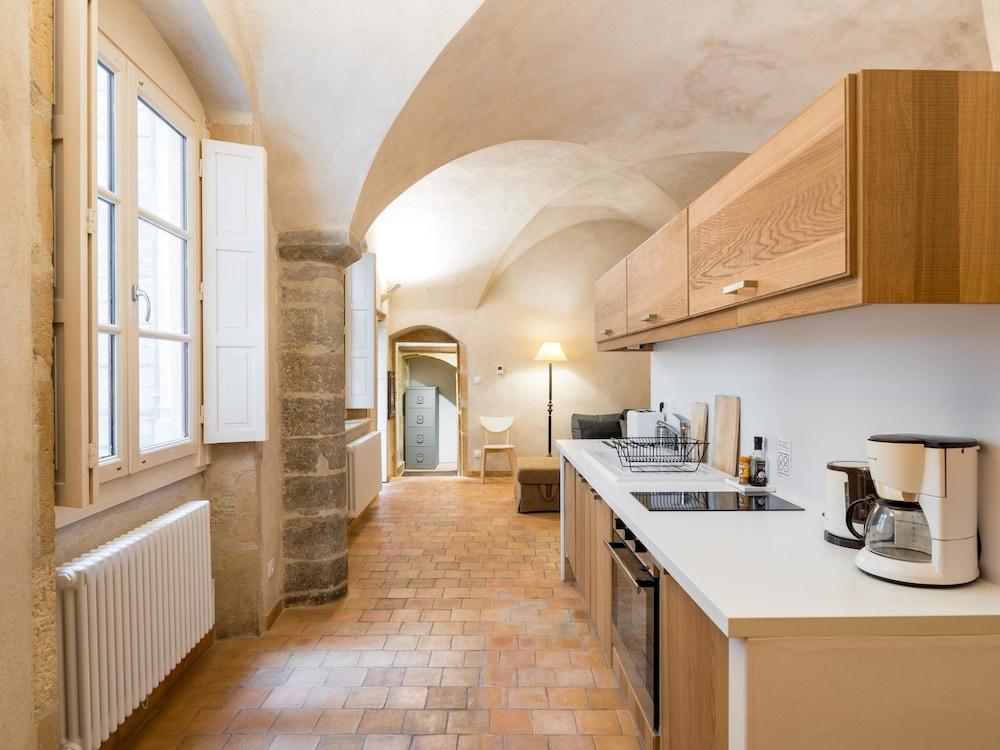 Appartement N°1 Saint-jean - Honoré