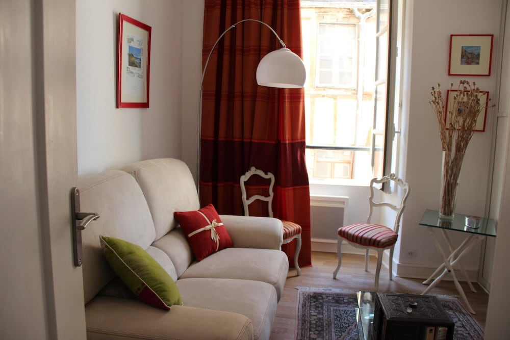 Apartment With one Bedroom in Vannes, With Wonderful City View and Wif