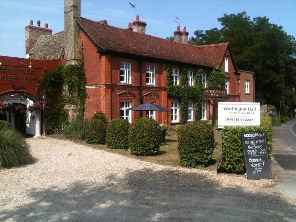 Worlington Hall Country House