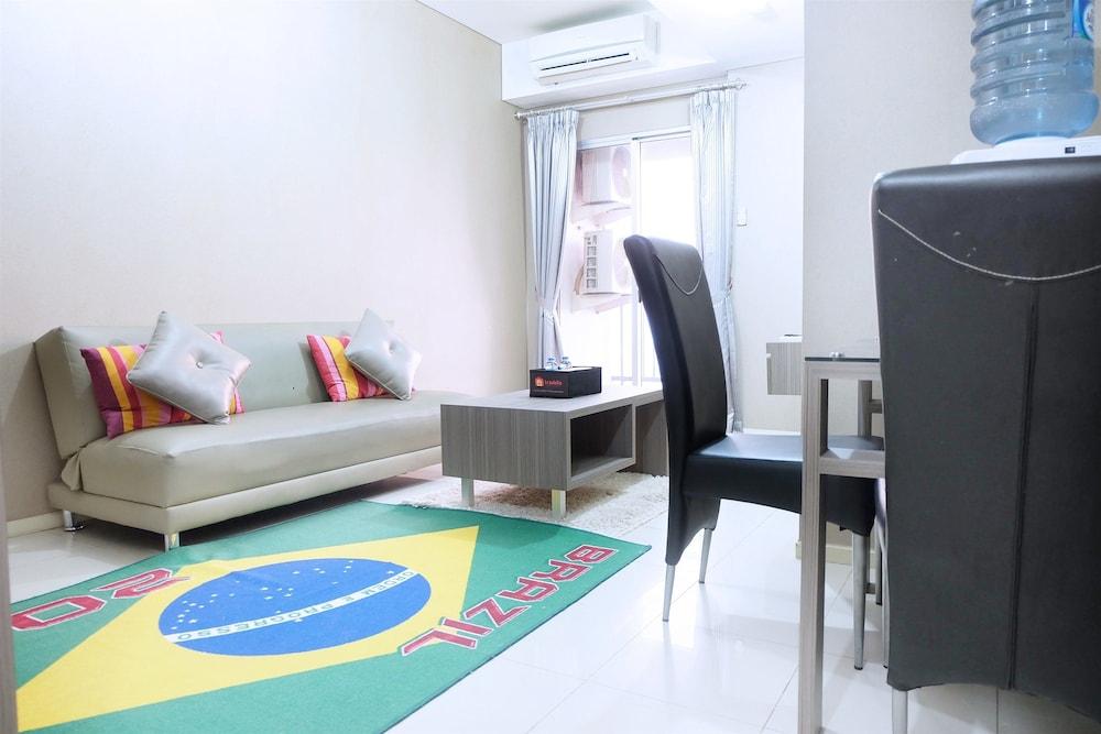 Comfortable Cosmo Terrace Apartment